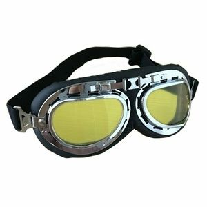 Other - Yellow Lense UV Goggles Vintage Style